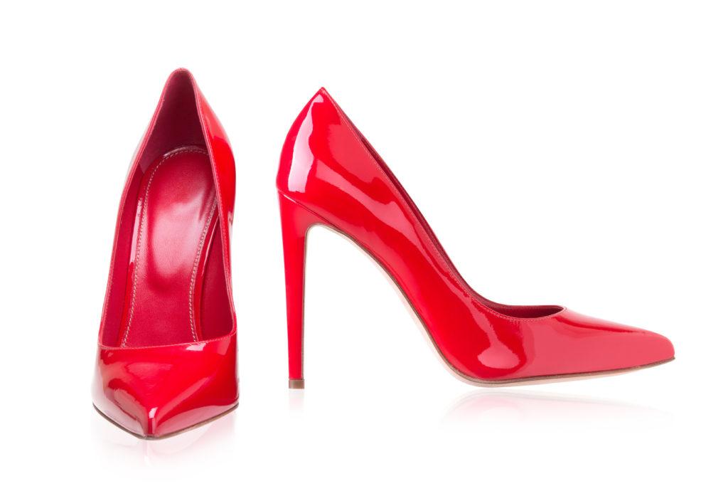 脚やせとヒール、靴の関係