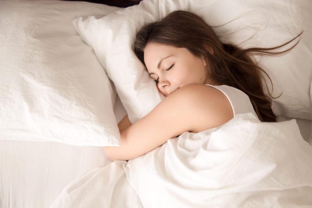 ニキビケアに睡眠は大事